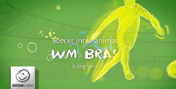 Soccer Intro Animation