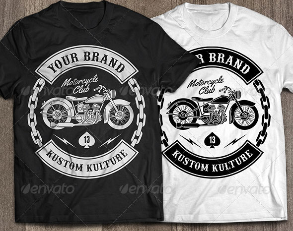 3-Vintage-T-shirt-Motorcycle