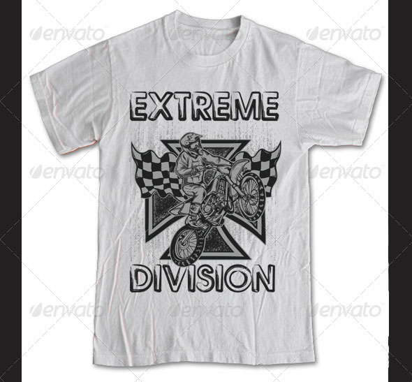 Extreme-Motor-Cross-T-Shirt