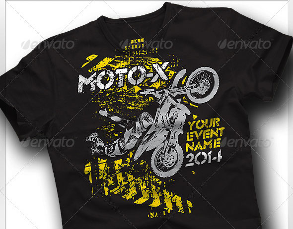 Moto-X-Team-T-Shirt-Template