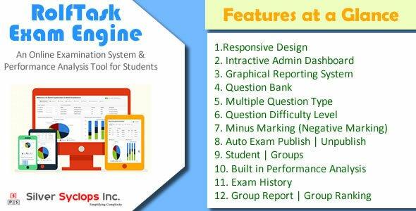 Rolftask-Online-Examination-System
