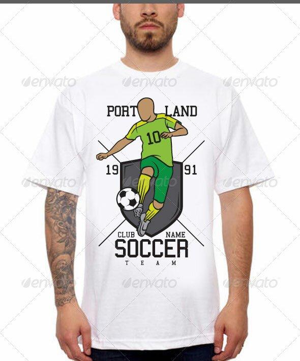 Soccer-Team-Tshirt