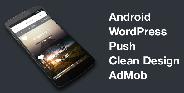 WordPress Android App PUSH AdMob