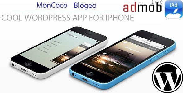 WordPress iOS App PUSH iAD AdMob