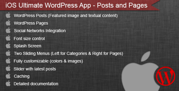 iOS-Ultimate-WordPress-App-Posts-and-Pages