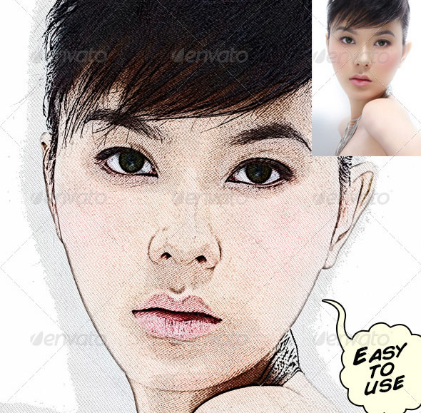 Creative-Colored-Pencil-Drawing