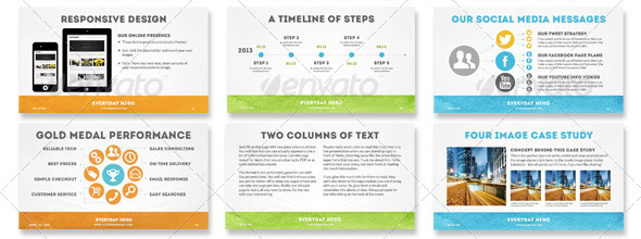 Clean powerpoint templates targergolden dragon clean powerpoint templates toneelgroepblik Images