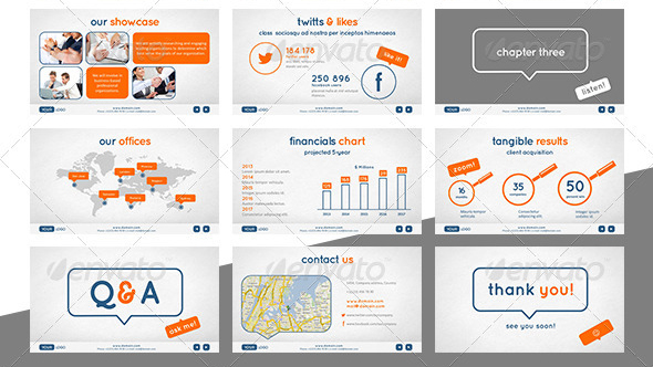 Beautiful Timeline Powerpoint Presentation Templates  Design