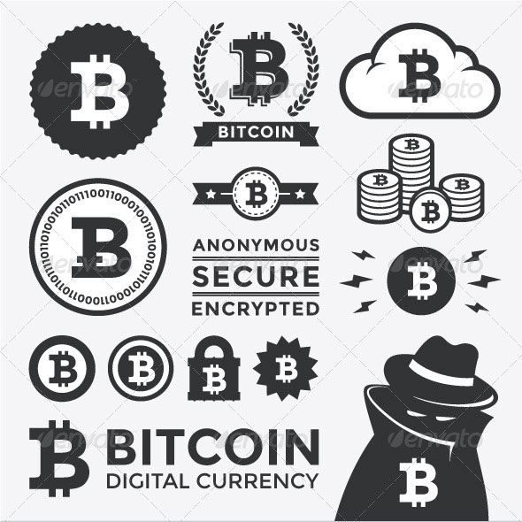 Vector-Bitcoin-Design-Elements-and-Labels
