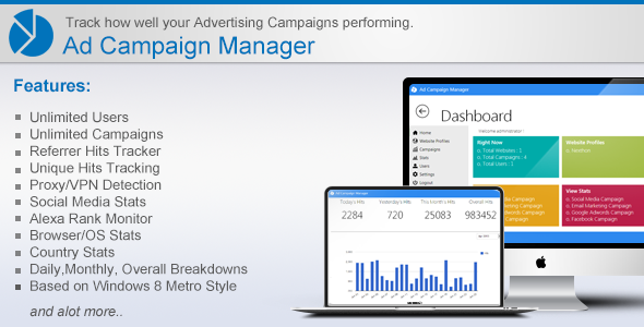 Ad Campaign Manager