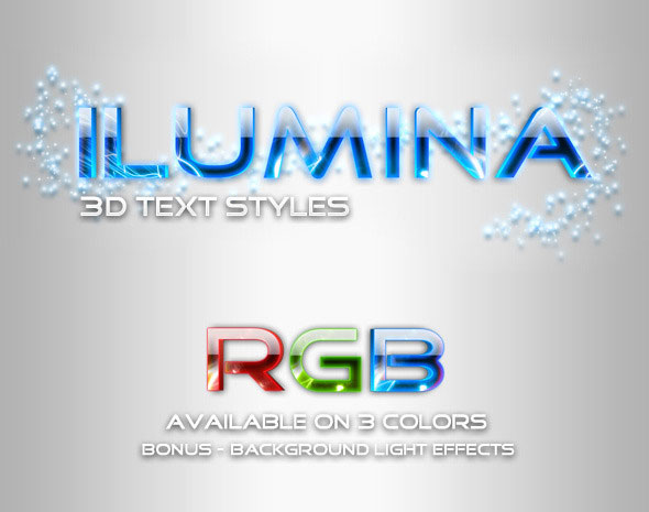 Ilumina-Glowing-Text-Styles