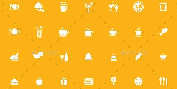 250-Food-Icons