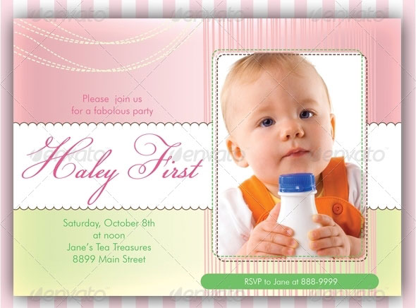 19 great birthday invitation cards psds design freebies 5 baby birthday card filmwisefo