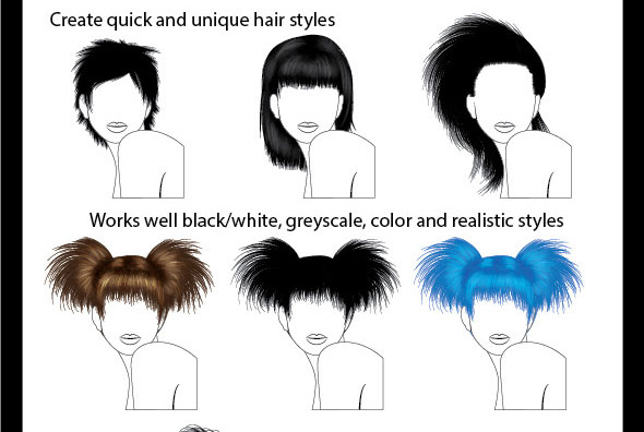 Easy-Hair-Brushes-for-Adobe-Illustrator