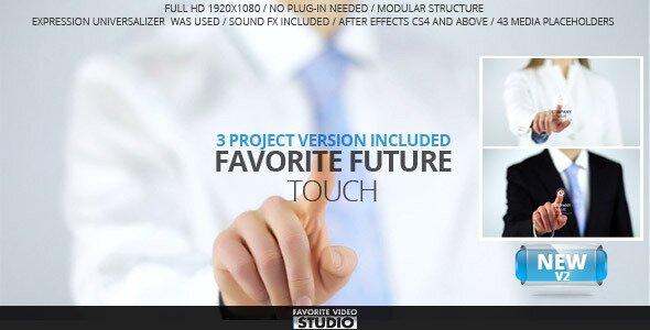 Favorite Future Touch
