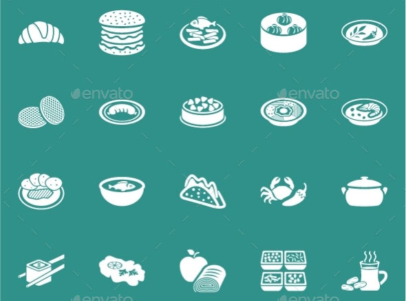 Food-Icon-Set