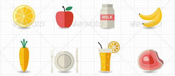 Food-and-Drink-Icons