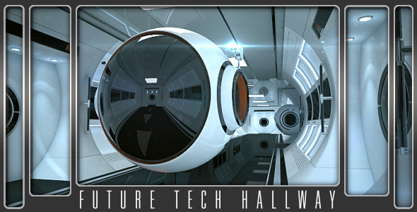 Future Tech Hallway