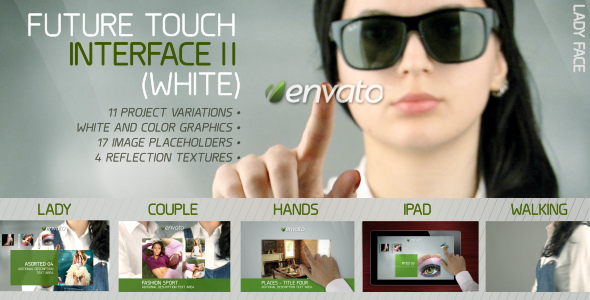 Future Touch Interface II