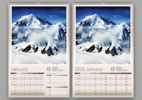 2015-Wall-Calendar