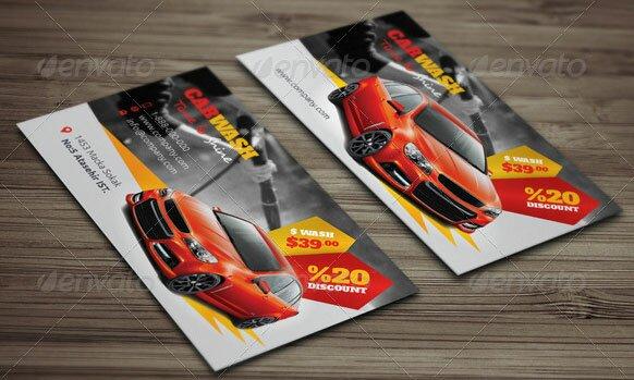 Car-Wash-Business-Card-Templates