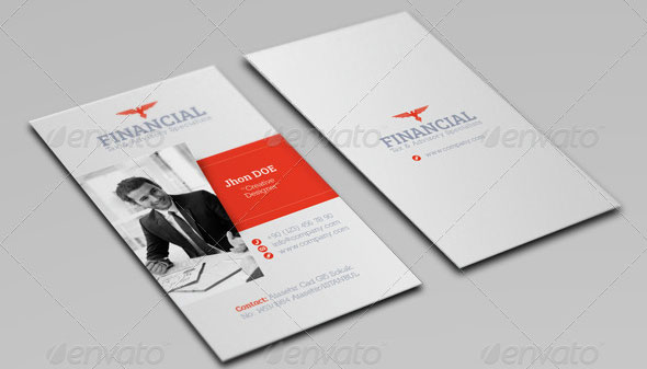 22 creative indesign business card templates design freebies financial business card template flashek Images