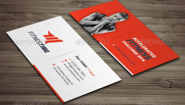 22 Creative InDesign Business Card Templates