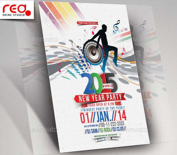 New-Year-Party-Flyer-Poster-Template