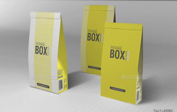 20 Nice Package Design Mockup PSD – Design Freebies