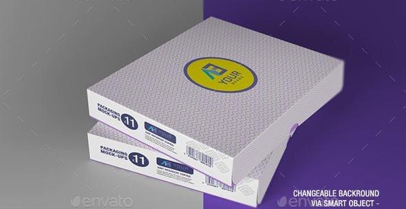 Packaging Mock-ups 11