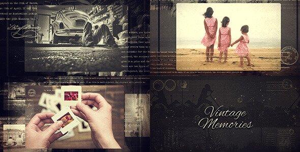 Vintage Memories 01