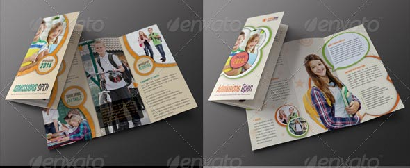 3 in 1 Junior School Promotion Brochure Bundle 01