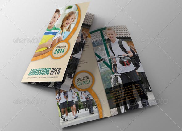 3 in 1 Junior School Promotion Brochure Bundle 02