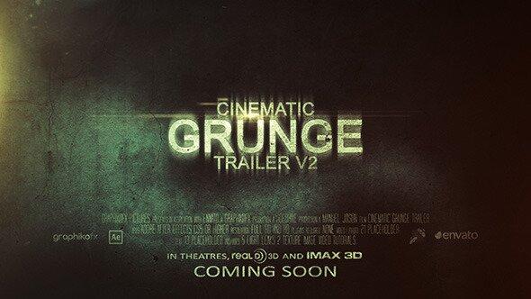 Cinematic Grunge Trailer v2