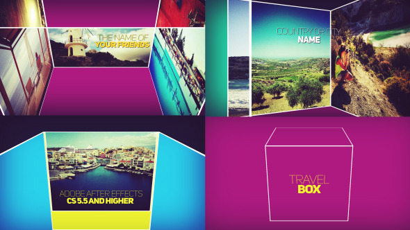 Movie Opener Travel Box