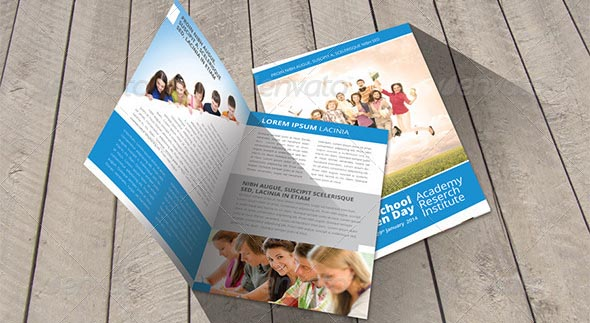 welcome brochure template - 19 great school brochure templates design freebies
