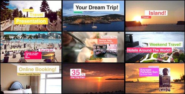 Slideshow Travel
