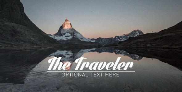 The Traveler Media Opener