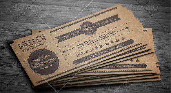 22 Beautiful Postcard PSD Templates – Design Freebies