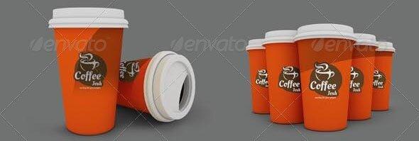 Coffee Mockup Cup