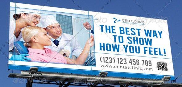 Dental Clinic Outdoor banner 23