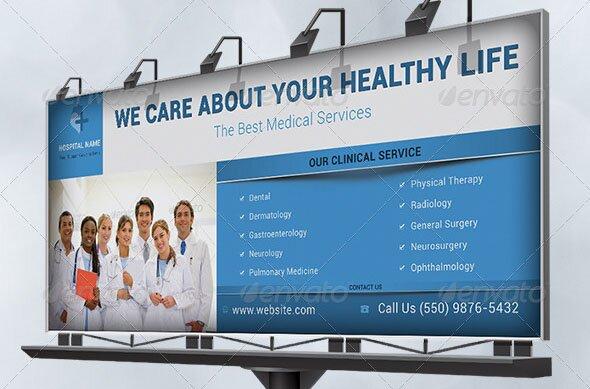 Multipurpose Business Billboard
