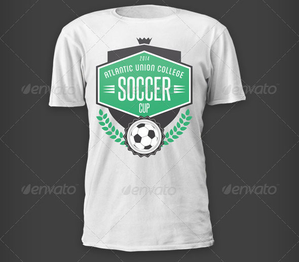 outdoor events t shirts soccer cup
