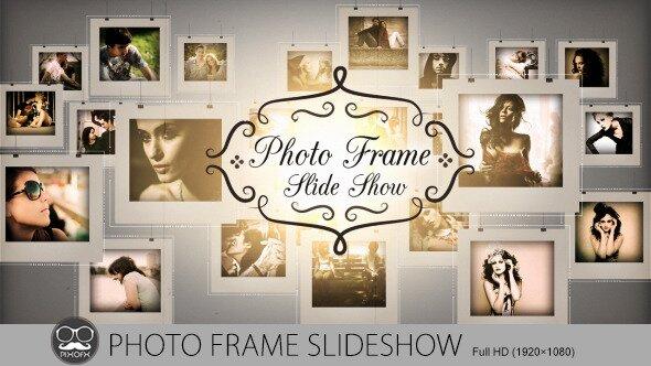 Photo Frame Slideshow
