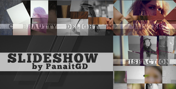 After Effects SlideShow Templates For Romantic Memory – Design ...