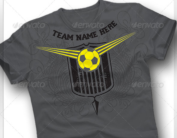 20 cool t shirt design vectors for soccer football design soccer - Soccer T Shirt Design Ideas