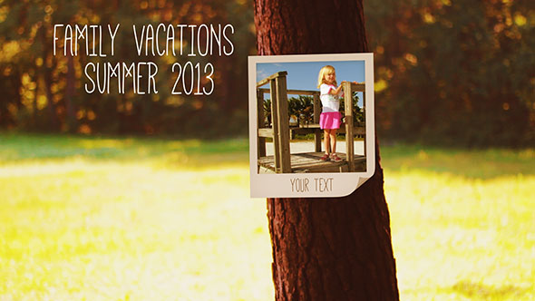 Summer Family Vacations