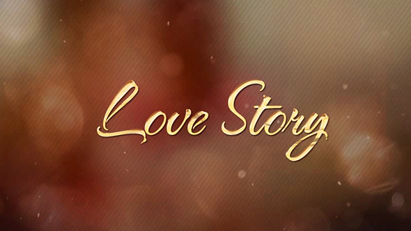 Untold Love Story Romantic Slideshow