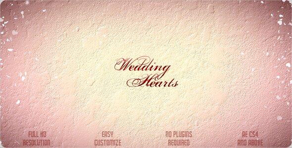 Wedding Hearts Slideshow