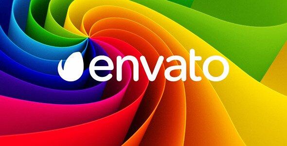 Colorful Vane Logo